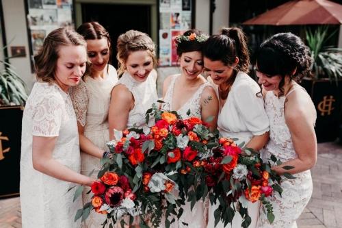 Mayfield Wedding Flowers